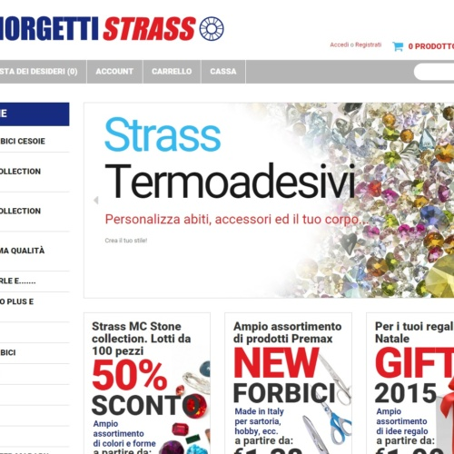E-Commerce GiorgettiStrass